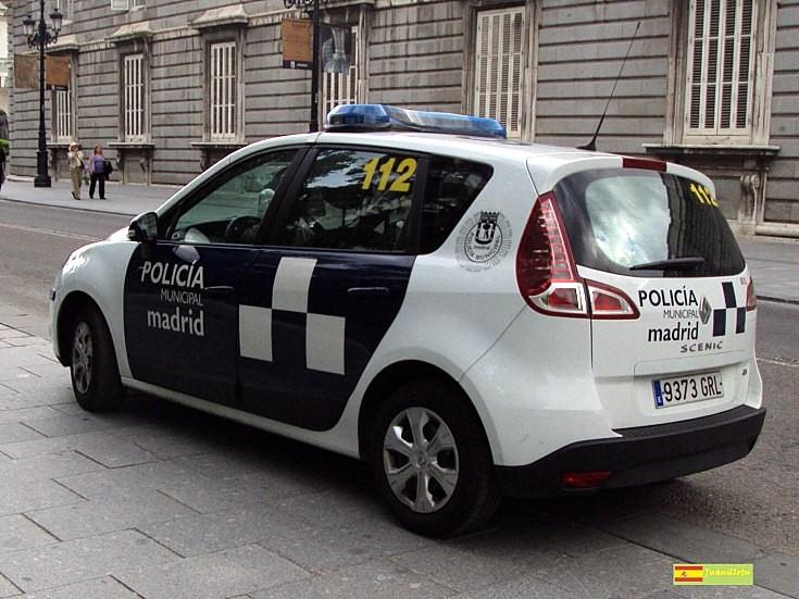 Madrid Renault Scenic