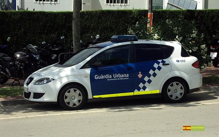 Toledo of Guardia Urbana