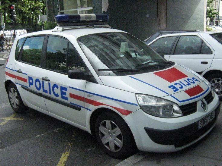Nantes Police France
