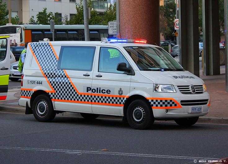 ACT Police Volkswagen, Canberra Australia