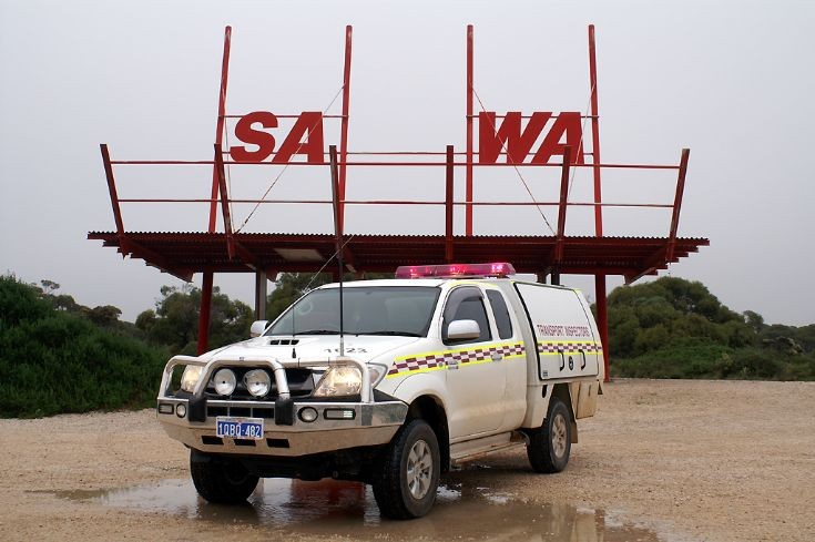 Toyota Hilux Transport Vehicle Inspection