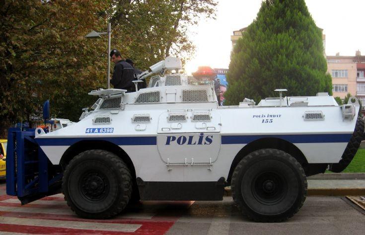 Turkish Armored Car