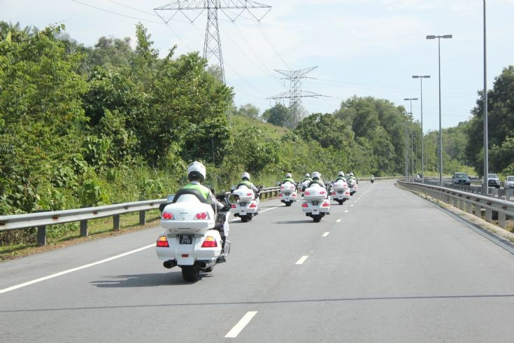 Honda Goldwing Convoy