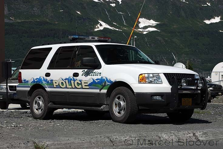 Alaska police cars for Department of motor vehicles anchorage alaska