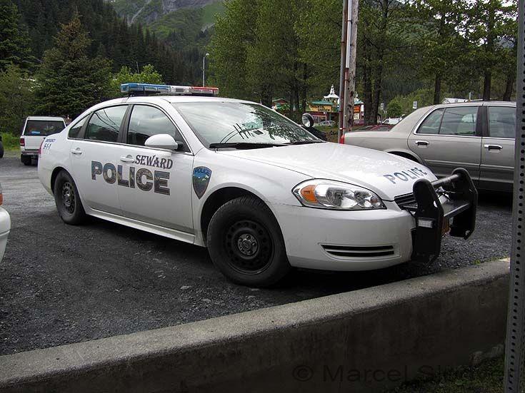 Chevrolet Impala in Alaska