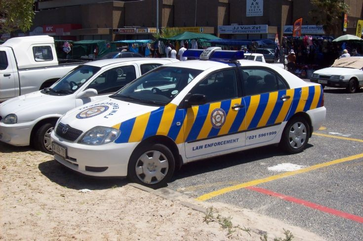 Cape Town Traffic Police