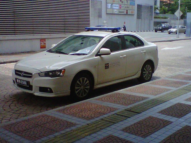 Malaysia - LTA Inspector
