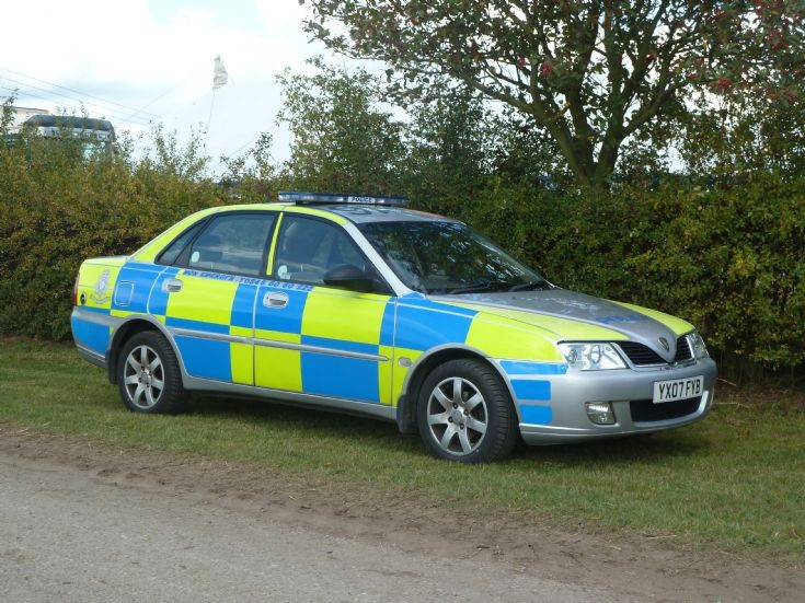 Humberside Police Proton Impain