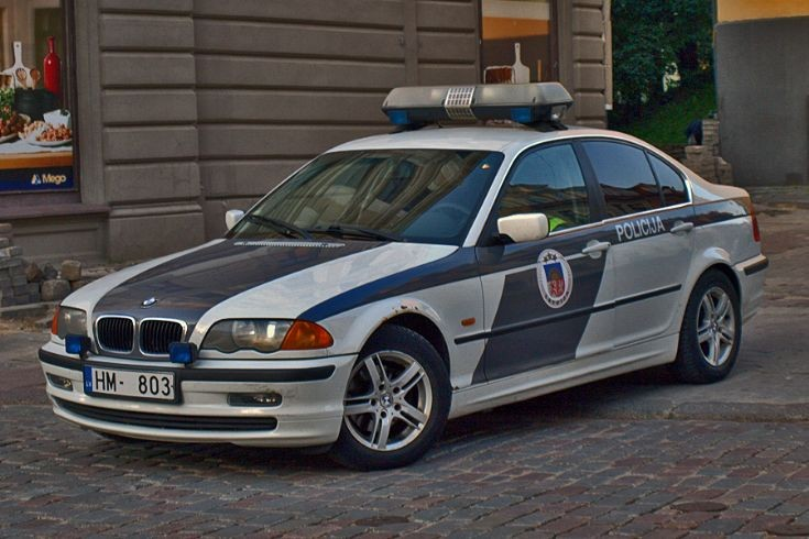 Riga Police, BMW 3.Series