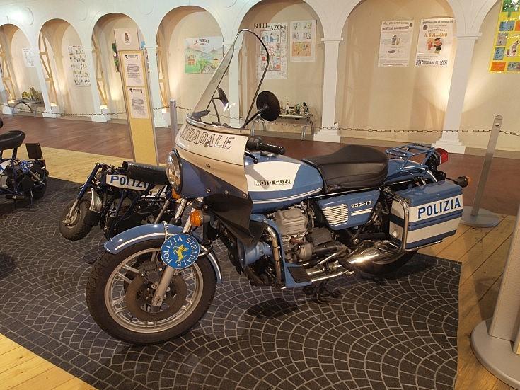 Moto Guzzi 850