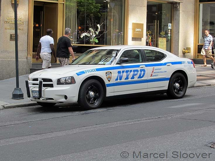 NYPD Highway Patrol Dodge Charger