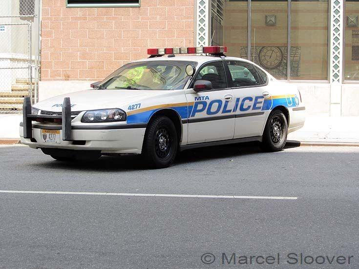 MTA Police Manhattan Chevrolet Impala