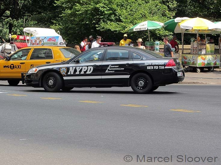 Chevrolet Impala NYPD Traffic