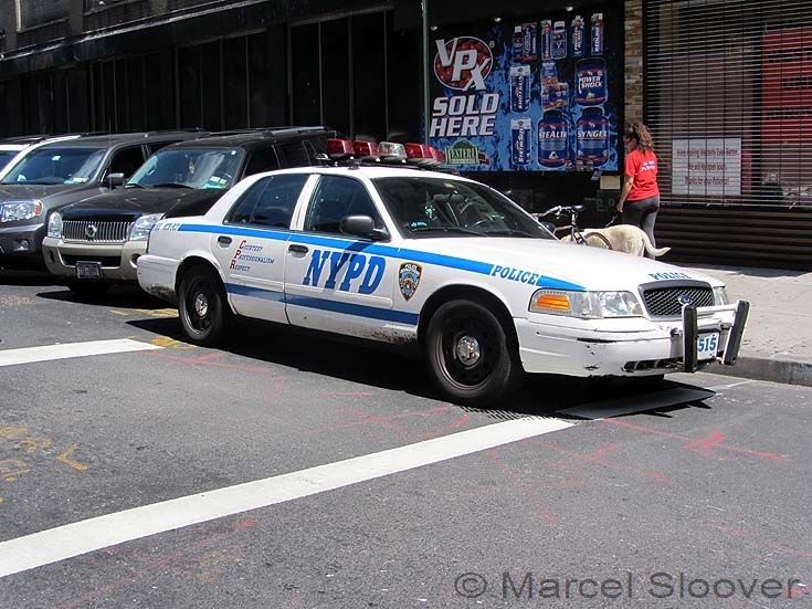 Ford Crown patrolcar 1515