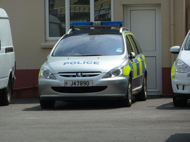 Jersey CI Peugeot 207SW J47890