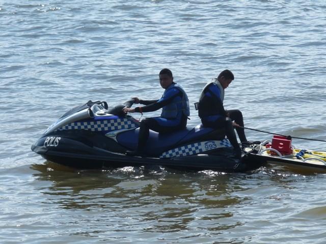 RBPF rescue Jet Ski