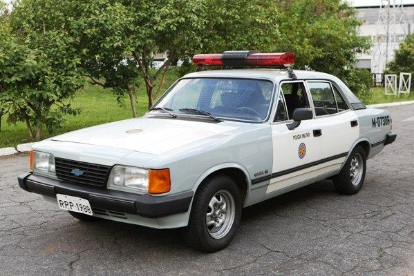 Chevrolet Opala 6cc 1992 São paulo - Brazil
