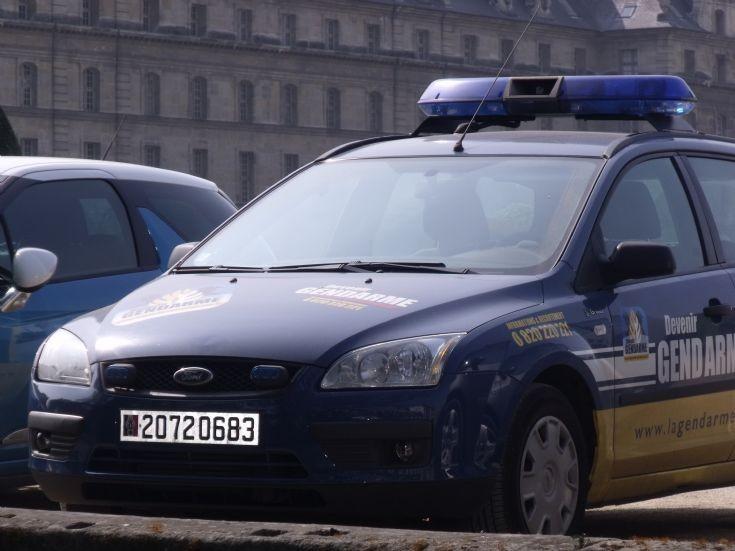 Ford of Gendarmerie.