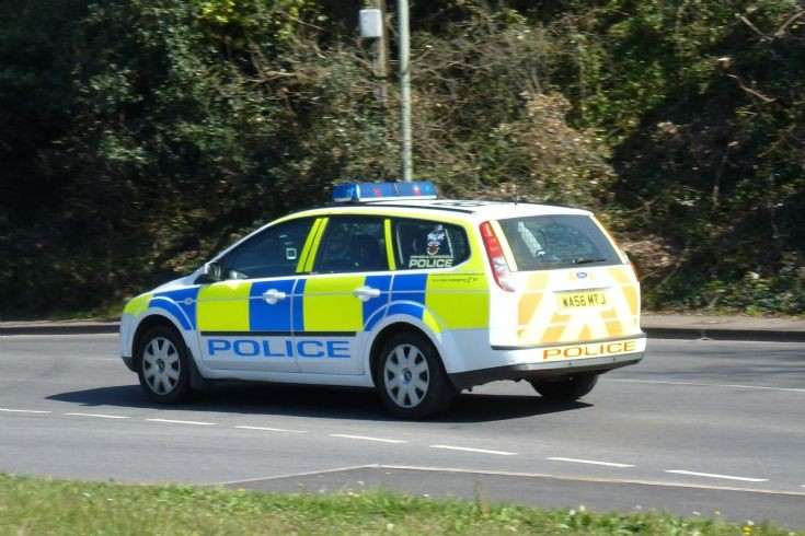 Devon and Cornwall Police WA56MTJ