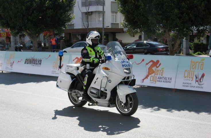 BMW Motorcycle - Runtalya Marathon