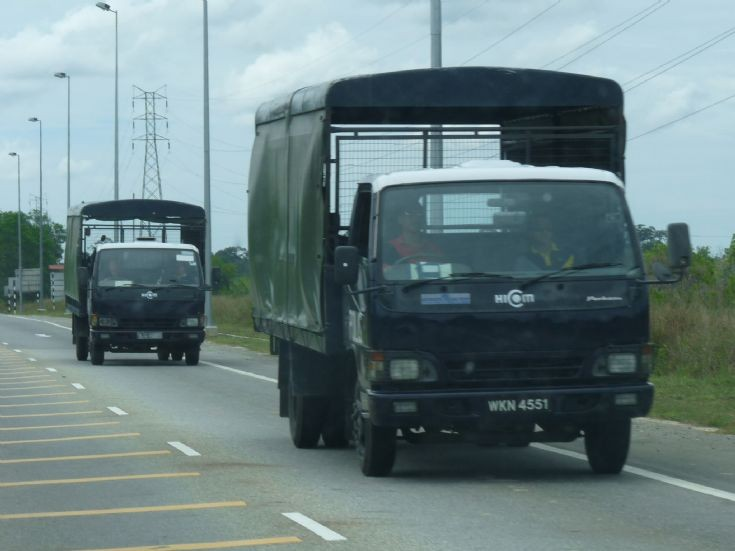 RMP Hicom Perkasa pickup
