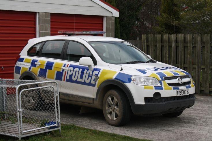 New Zealand Holden FBE878