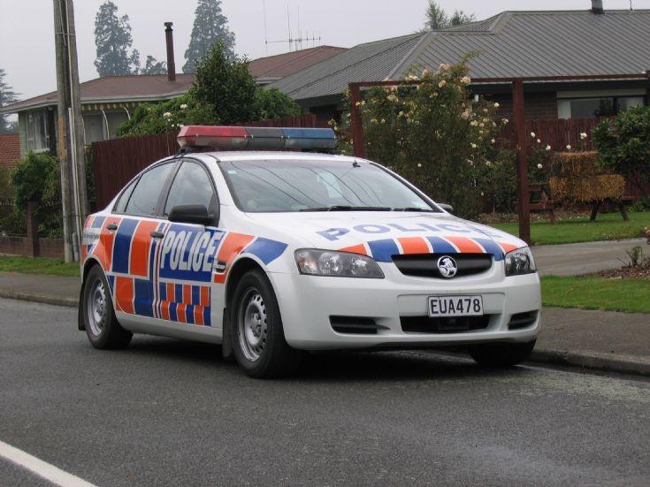 New Zealand Holden EUA478