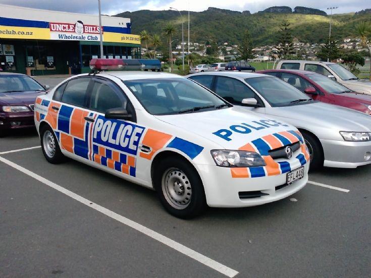 New Zealand Holden EFL448