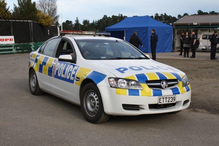 New Zealand Holden ETT239