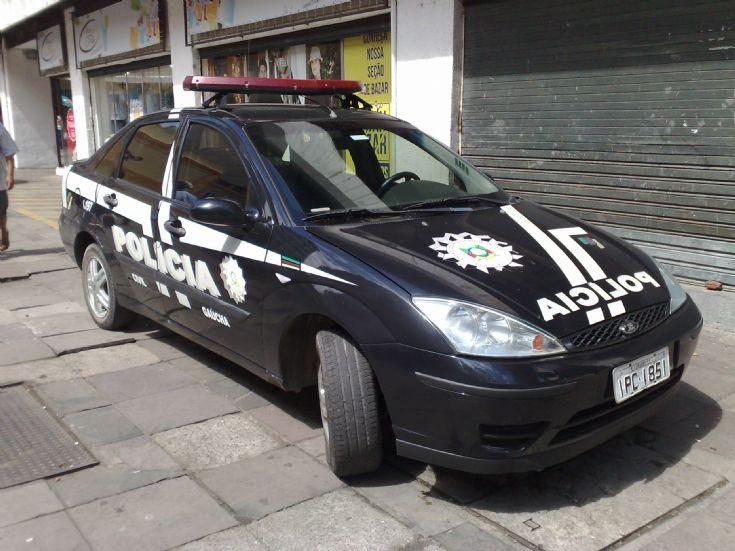 Ford Focus Sedan Policia Civil