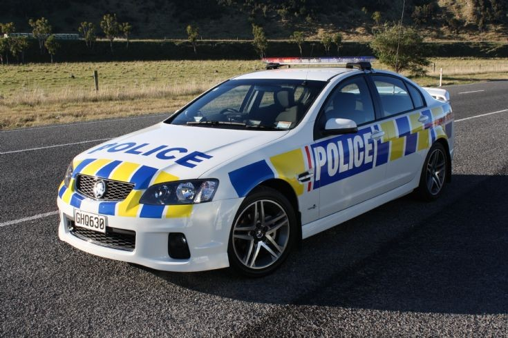 New Zealand Holden GHQ630
