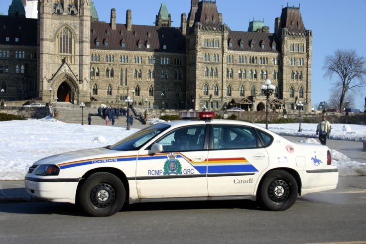 RCMP in Quebec