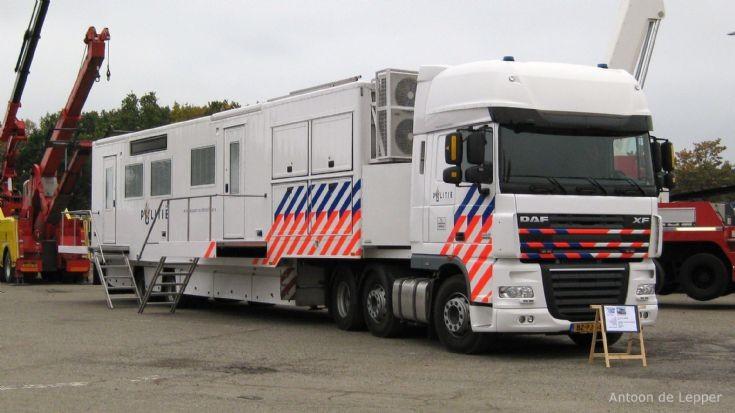 2011 DAF Police truck