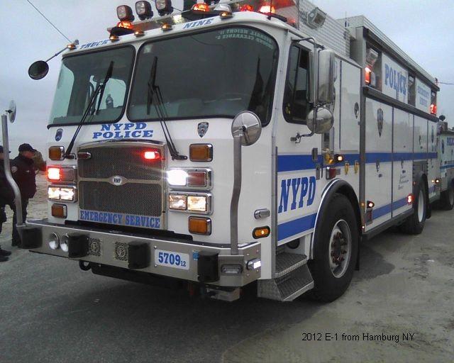 NYPD ESU Tk 9
