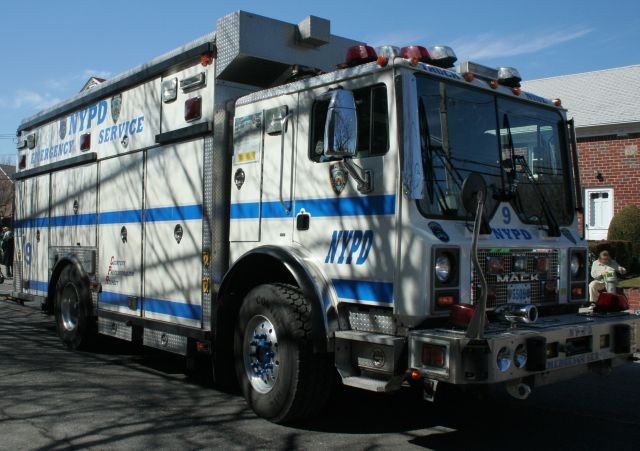 NYPD ESD Tk 9