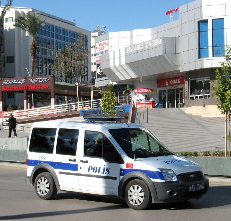 Ford Tourneo Antalya