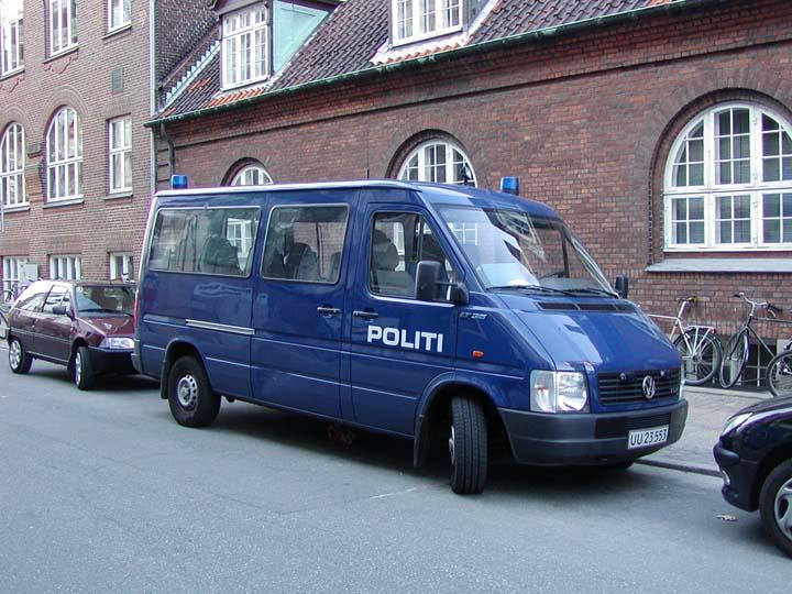 Politi Copenhagen  Volkswagen  LT