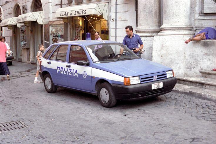 A5366 Fiat Rome Polizia 1992