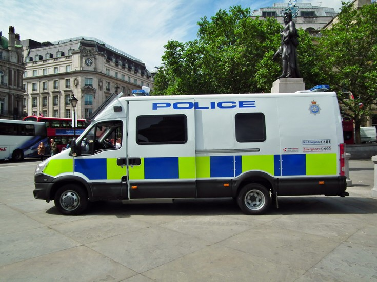 North Yorkshire Police in London