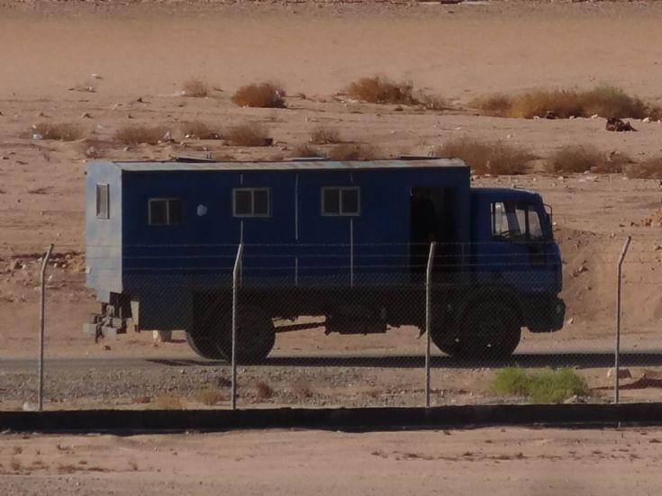 Iveco Police Van -  Egypt
