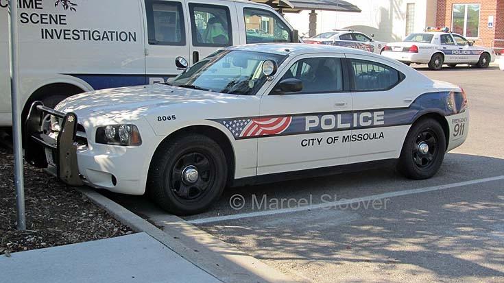City of Missoula Dodge Charger