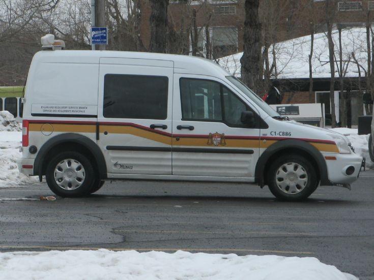 Ottawa Ontario Canada Bylaw Enforcement Ford