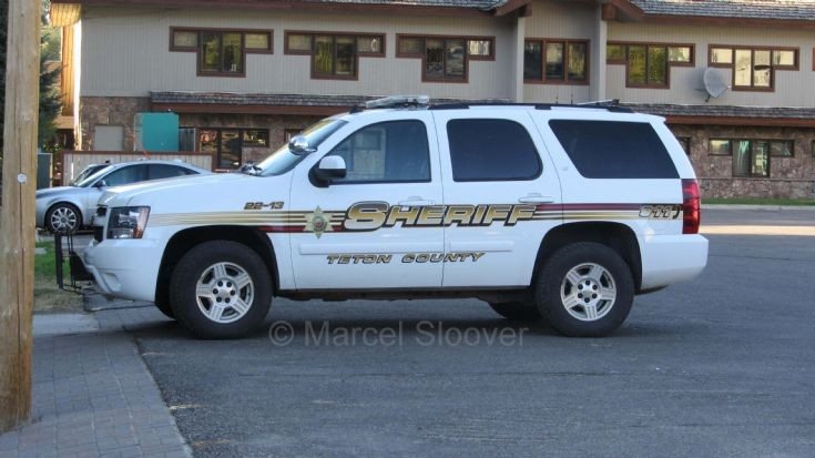 Teton County Sheriff