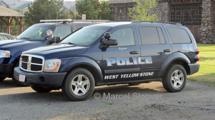 West Yellowstone PD, Montana