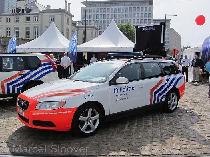 Wegpolitie Antwerpen