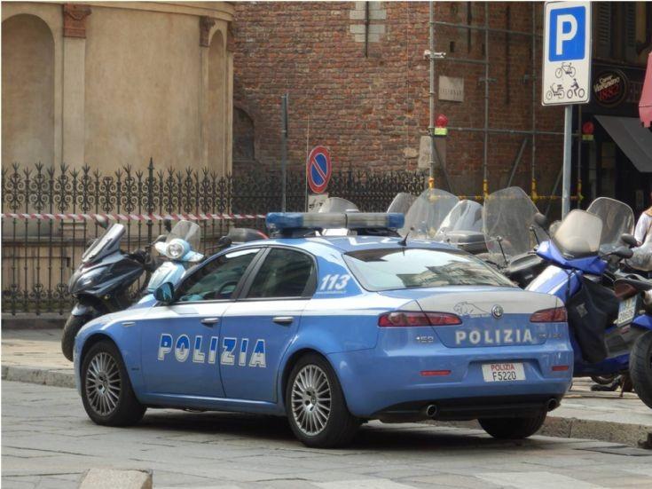 Alfa Romeo - F5220 Polizia Milan - Italy