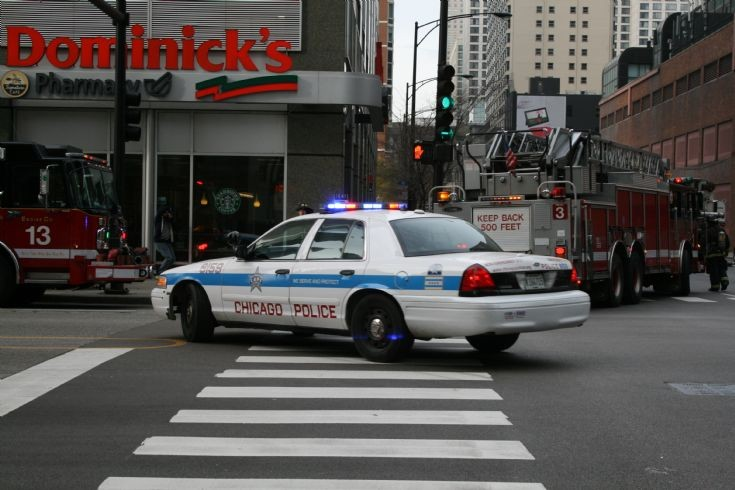 Warnock ford police for Chicago motors used police cars
