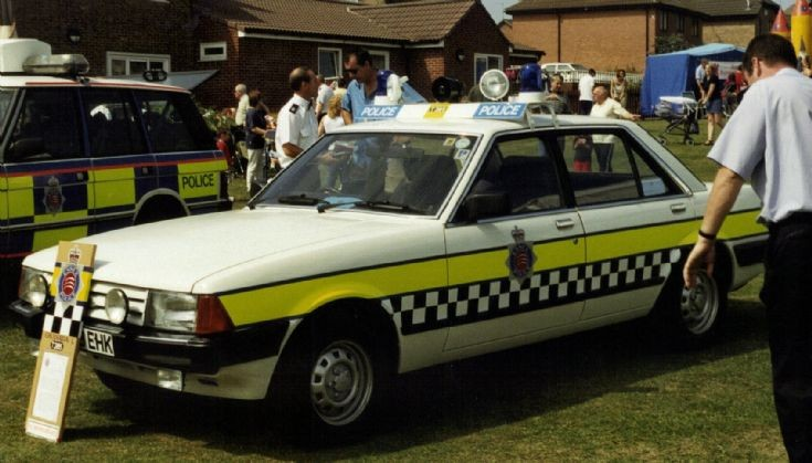 Essex Police Ford