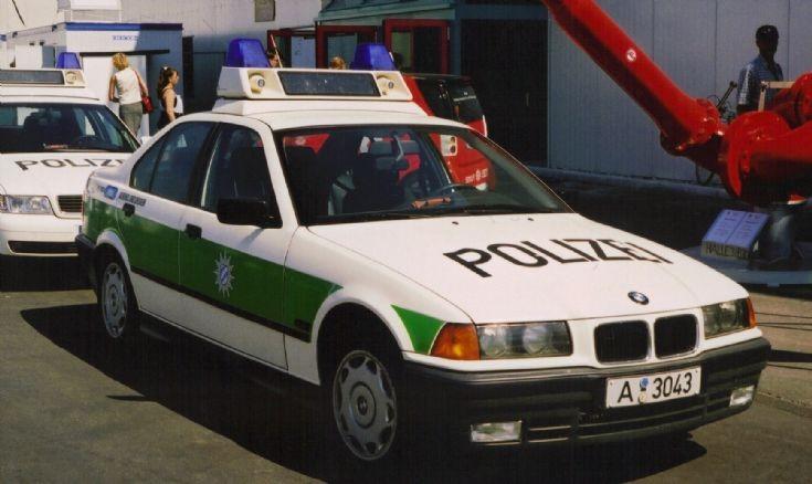 Ausburg Polizei BMW A3043
