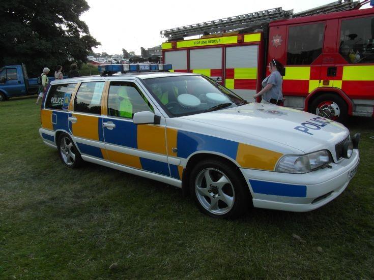 Volvo T5 Warwickshire Traffic Police